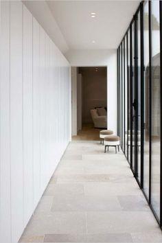 Hullebusch - pietra dei medici - poco veccio Hall, Corridor, Stone, Flooring, Interior, Room, Divider, Furniture, Design