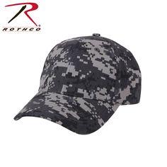 Rothco Supreme Camo Low Profile Cap