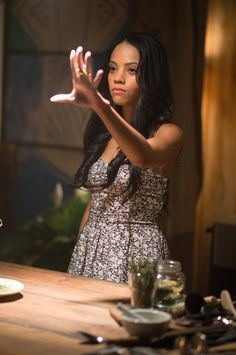 Bianca Lawson, Witches of East End Season 2 Episode 7 Photos