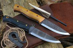 AA Forge: Bushcraft Knife