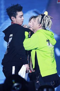 I'm so in love with youngbae and tops relationship