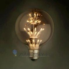 3W, dekoračná žiarovka, dekoračné osvetlenie, dekoratívna žiarovka, dekoratívne osvetlenie, diskrétne osvetlenie, e27, EDISON žiarovka, FIREWORKS žiarovka, historická žiarovka, LED, LED E27, LED edison žiarovka, LED historická žiarovka, LED retro žiarovka, retro kolekcia, retro žiarovka, rustikálna žiarovka, úspora energie, žiarovka retro dizajnu.
