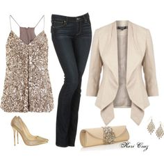 A fashion look from November 2013 featuring Vince tops, Paige Denim jeans and Jimmy Choo pumps. Browse and shop related looks.
