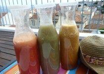 Bimby Vegetariana - Os Sumos - saúde e sabor num copo - Bimby Vegetariana