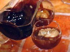 Mario Batali's Coffee Ice Cream Drowned in Coffee (Affogato Semifreddo Coviglia)