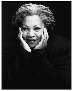 Toni Morrison selected by Sarah Elise