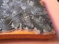 Imprimer sur tissu et sur papier au fil des siècles - Musée de l'imprimerie de Lyon