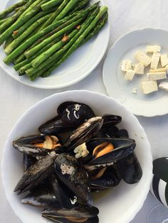 The Easiest Way To Cook Mussels