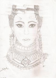 Shakira #Shak #art