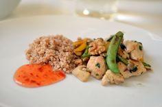 Middagstips: Chicken + nuts (À la Karoline)