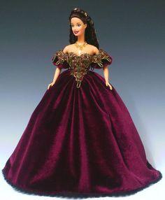 "Poupée - robe de ""Princesse"""
