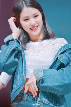 for shin ryujin ♡ Kpop Girl Groups, Korean Girl Groups, Kpop Girls, Jyp Trainee, Korean Princess, Asian Short Hair, Fandom, K Idol, Soyeon