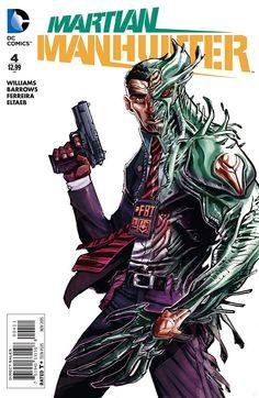 Martian Manhunter (2015) Issue #4