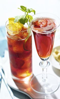Summer BBQ A barbecue isn't complete without a refreshing glass of Pimm's. Why not try our delicious recipe for Strawberry Pimm's – a tasty twist on the classic recipe. Frozen Drink Recipes, Frozen Cocktails, Martini Recipes, Sangria Recipes, Beer Recipes, Margarita Recipes, Punch Recipes, Barbecue Recipes, Summer Cocktails