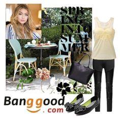 """#3 Banggood"" by ahmetovic-mirzeta ❤ liked on Polyvore"