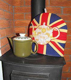 Tea Cosy Union Jack - kitchen