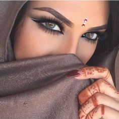 gorgeous arabic eyes