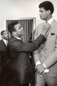Muhammad Ali and...