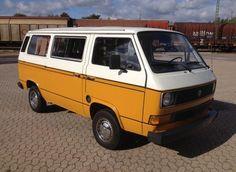 The van of Tante Truß
