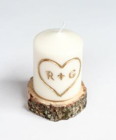 30 last minute diy valentine's day gift ideas for him — the thinking closet initial candles Diy Christmas Gifts For Boyfriend, Diy Valentines Day Gifts For Him, Homemade Valentines, Gifts For Your Boyfriend, Valentine Day Crafts, Perfect Christmas Gifts, Christmas Diy, Valentine History, Gift Boyfriend