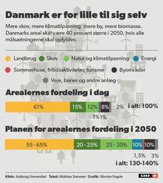 Danmark er for lille til sig selv | Nyheder | DR