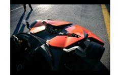 2007 ktm x bow prototype hood