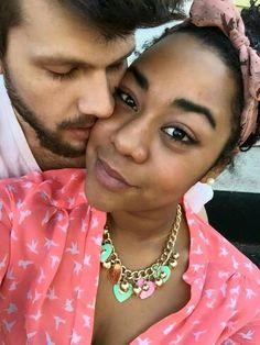 Beautiful interracial couple #love #wmbw #bwwm