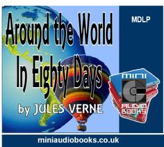 Mini Audio Book by Jules Verne