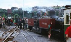 Heritage Railway, Aberystwyth, Railroad Photography, Steam Engine, Welsh, Trains, British, History, Country