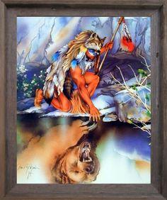 Reflection of Indian Warrior Native American Wall Barnwoo... https://www.amazon.com/dp/B00HAZ5FIU/ref=cm_sw_r_pi_dp_x_-PV.ybQ7C6WGV