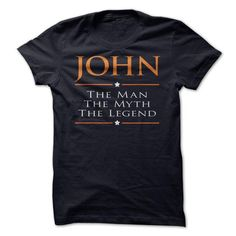 Special: John - The man - The Myth - The Legend - #sweater skirt #yellow sweater. BUY IT => https://www.sunfrog.com/LifeStyle/Special-John--The-man--The-Myth--The-Legend.html?68278