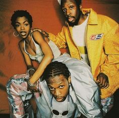 Fugees-- The Score