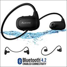 Alpatronix Waterproof Bluetooth Headset