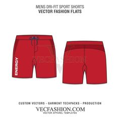 Explore our creative vectors for Men's Sportswear. This section also have other fashion flats suitable for Running, Fitness and Training. Gym Shorts, Sport Shorts, Sport T Shirt, Sports Polo Shirts, Sports Sweatshirts, Fashion Design Template, Mens Activewear, Sporty Look, Sports Jacket