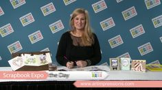 Kendra from Art Impressions is here to demonstrate how to create a beautiful wreath with a few simple stamps and some watercolor technique. I love the way Ke...