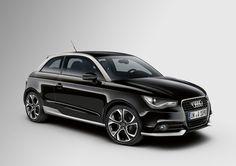 Audi A1 Black | www.m25audi.co.uk/audi/a1.html Paintwork: Ph… | Flickr