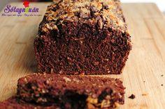 Cách làm bánh chocolate chuối thơm ngon