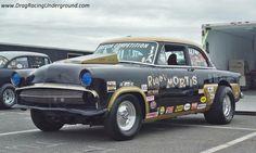 "reignofmethanol: ""1953 Ford gasser. """