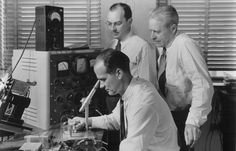 The transistor turns 65 years old. Technology today would be completely different without it. Yet hardly anyone knows who the creators were: William Shockley, John Bardeen and Walter Brattain.
