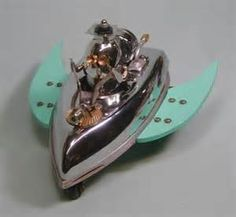 Assemblage Sculpture, Rocket - - Yahoo Image Search Results