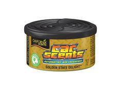Scent Name:Coronado Cherry California Scents-California Car Scents contain organic fragrance oils in compressed plant fiber scent pads.