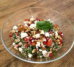 Tabbouleh in Summer Salad Round-Up - SCD, Paleo, Grain-Free, Gluten ...