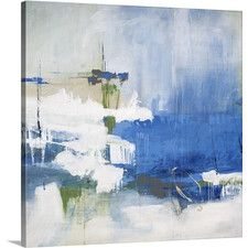 Silver Sparrow by Joshua Schicker Painting on Wrapped Canvas
