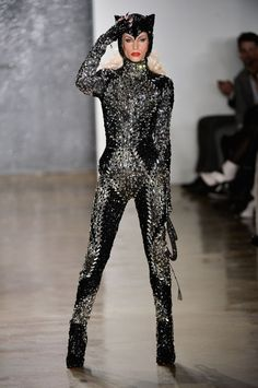The Blonds Fall 2014 #nyfw