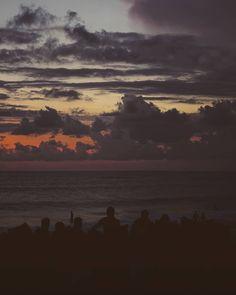 """86 Likes, 3 Comments - Tetuko Wardani (@gedetetuko) on Instagram: """"Terkadang apa yang terlihat buruk itu adalah yang terbaik. . . . #sunset #sunsettime #canggu…"""""""