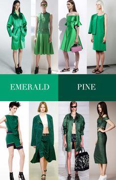 Resort Color 2014, pine