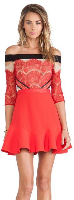 Three Floor x REVOLVE Kloss Up Dress