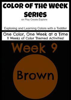 Color of the Week: Brown