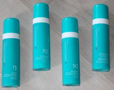 Currently obsessed with the Moroccanoil Sun Care Collection!