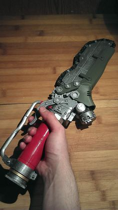 Ripper Build 3d printed over 60 components! #Fallout4 #gaming #Fallout #Bethesda #games #PS4share #PS4 #FO4